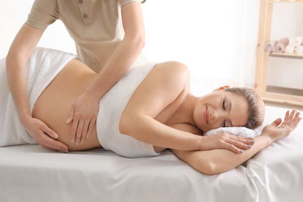 Gravid massage - C-beauty room