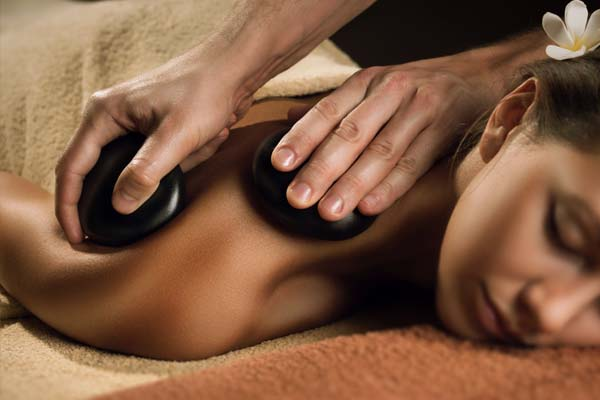 Hot Stone massage - C-beauty room