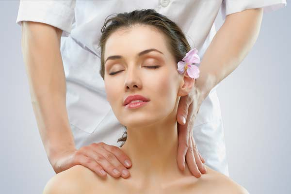 Head-shoulder massage - C-beauty room